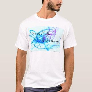 Espoir de foi et guérison t-shirt