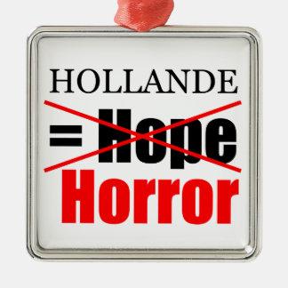 Espoir de Hollande pas = horreur - ornement