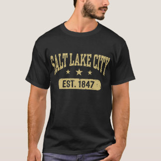 Est de Salt Lake City. 1847 T-shirt