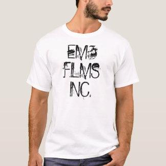 Est d'EMO FILMS INC. Pièce en t 2005 T-shirt