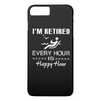 Est retiré heureux coque iPhone 7 plus