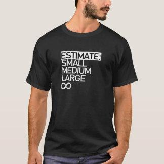 Estimation agile de T-shirt