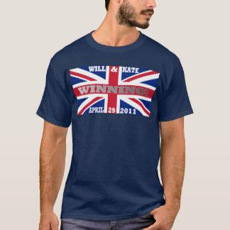 Et T-shirt de gain de Kate