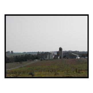Été de ~ dans le ~ 33 du comté de Lancaster Carte Postale