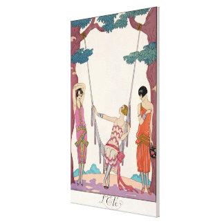 """Été, """"de tonne de fève de la gazette du"""", 1925 toiles"""