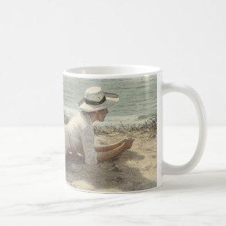 Été sur les dunes - Niels Frederik Jensen Mug