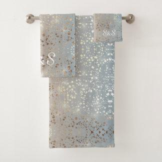 Étincelle amortie vintage d'aluminium d'étoile