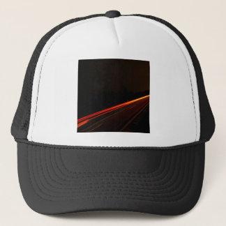 Étincelle fraîche abstraite une autre lumière casquette