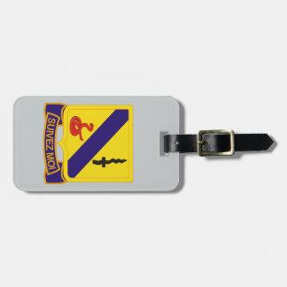 Étiquette À Bagage 14ème Régiment de cavalerie blindée