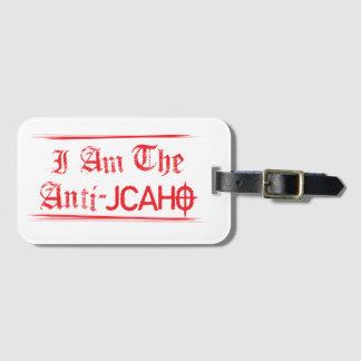 Étiquette À Bagage Anti-JCAHO