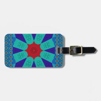 Étiquette À Bagage Belle couleur féminine égyptienne extraordinaire