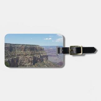 Étiquette À Bagage Canyon grand - jante du sud