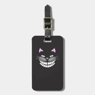 Étiquette À Bagage Chester l'étiquette de bagage de chat de Cheshire