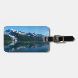 Étiquette À Bagage D'université belle Alaska photographie du fjord II