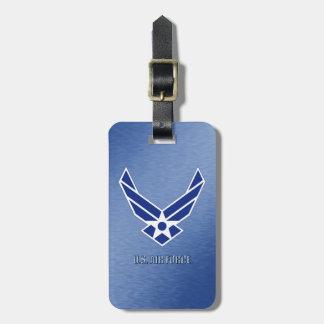 Étiquette À Bagage Étiquette de bagage de l'U.S. Air Force