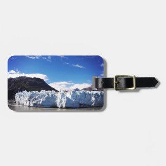 Étiquette À Bagage Glacier d'Alaska