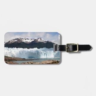 Étiquette À Bagage Glacier de Perito Moreno, Argentine