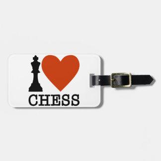 Étiquette À Bagage I échecs de coeur