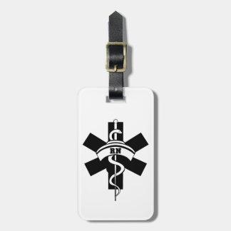 Étiquette À Bagage Infirmières de RN