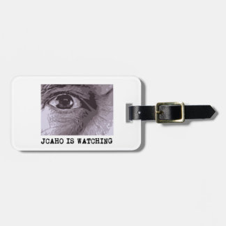 Étiquette À Bagage JCAHO observe