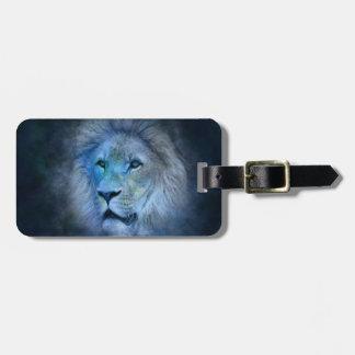 Étiquette À Bagage Le Roi de lion Luggage Tag avec le bracelet en