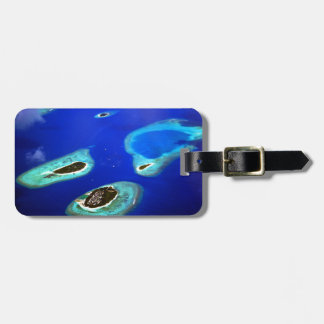 Étiquette À Bagage Maldives