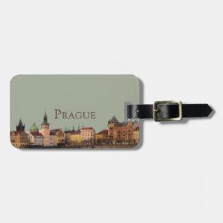 Étiquette À Bagage Prague