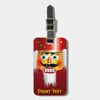 Étiquette À Bagage Soldat de jouet à noix de casse-noix
