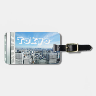 Étiquette À Bagage Tokyo, Japon