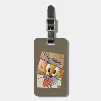 Étiquette À Bagage Tom et Jerry | Tom et Jerry Mashup