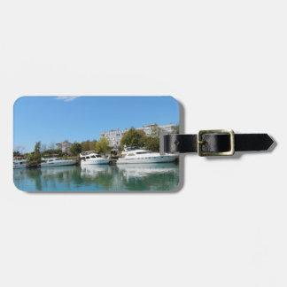 Étiquette À Bagage Yachts en Turquie