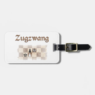 Étiquette À Bagage Zugzwang 4000