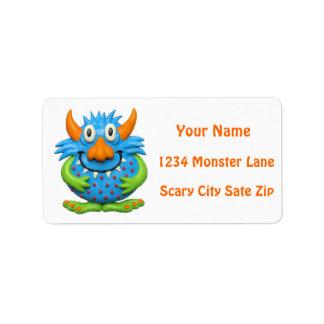 Étiquette Partie de monstre