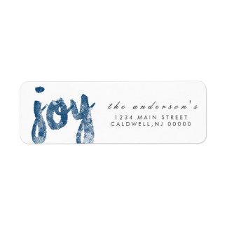 Étiquette Vacances de la joie |