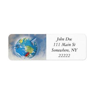 Étiquette Voyagent le monde