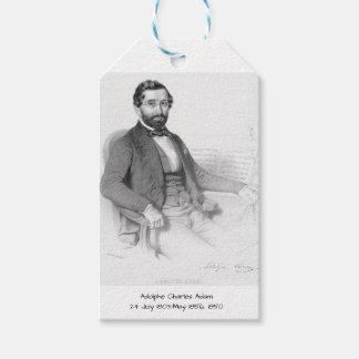Étiquettes-cadeau Adolphe Charles Adam, 1850