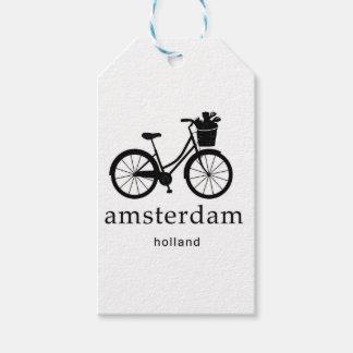 Étiquettes-cadeau Amsterdam