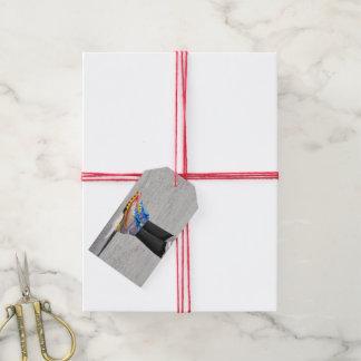 Étiquettes-cadeau Broc