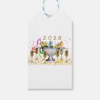 Étiquettes-cadeau Cadeaux de nouvelle année