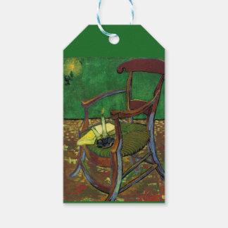 Étiquettes-cadeau Chaise de Gaugin