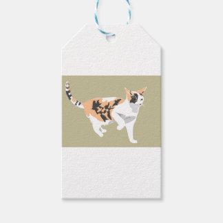 Étiquettes-cadeau Chat