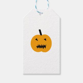 Étiquettes-cadeau Citrouille de Halloween