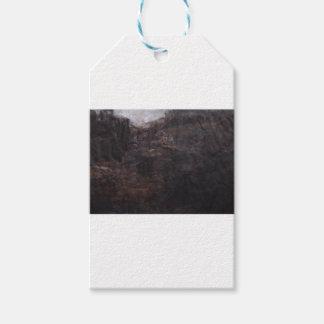 Étiquettes-cadeau Crique de paysage