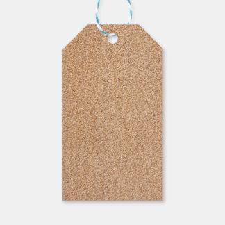 Étiquettes-cadeau détails de mur en pierre
