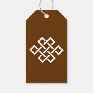 Étiquettes-cadeau Élégance chinoise dans l'étiquette de cadeau de