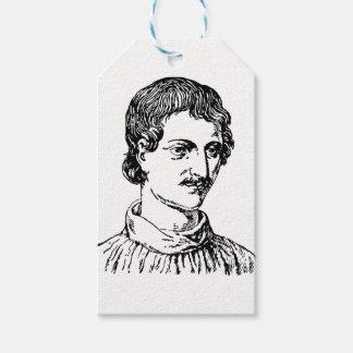Étiquettes-cadeau Giordano Bruno