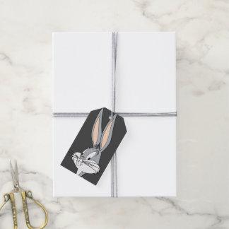 Étiquettes-cadeau Mains du ™ | de BUGS BUNNY sur des hanches