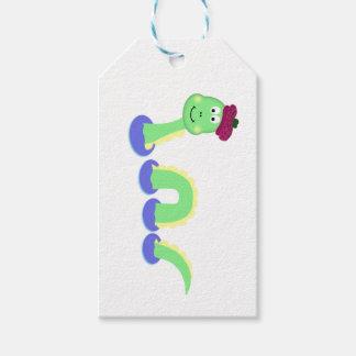 Étiquettes-cadeau Monstre de Loch Ness