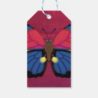 Étiquettes-cadeau Papillon de Claudina