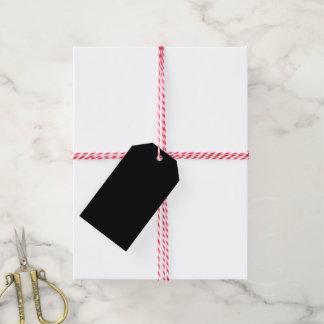 Étiquettes-cadeau personnaliser du modèle do-it-yourself de 12 des